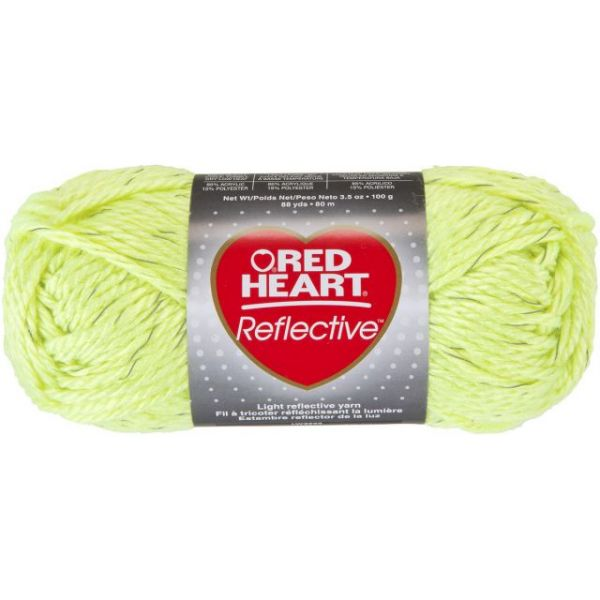 Red Heart Reflective Yarn