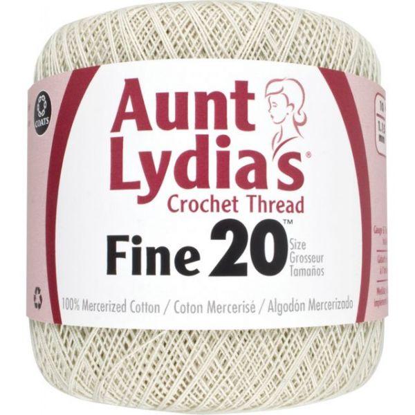 Aunt Lydias' Fine Crochet Thread