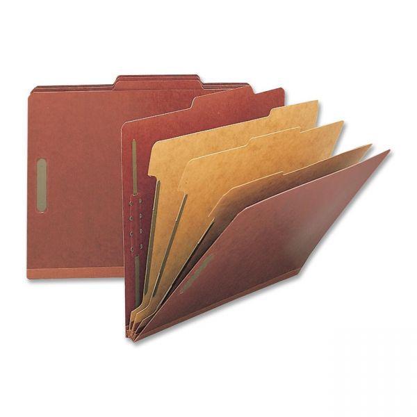 Nature Saver Pressboard Classification Folders