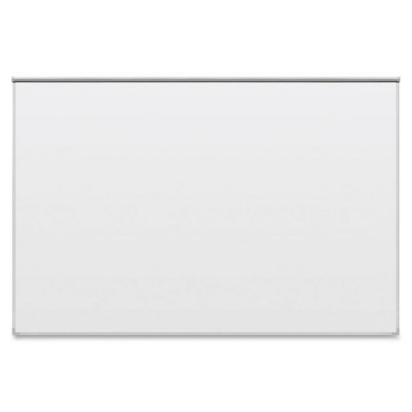 Balt Ultra Bite 6' x 4' Dry Erase Board with Tackless Paper Holder