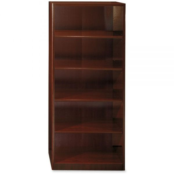 bbf Quantum QT3605CS Five Shelf Bookcase by Bush Furniture