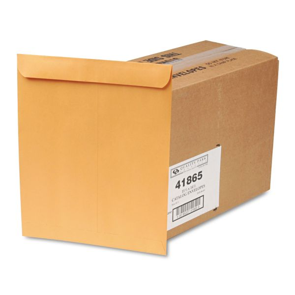 "Quality Park 11 1/2"" x 14 1/2"" Catalog Envelopes"