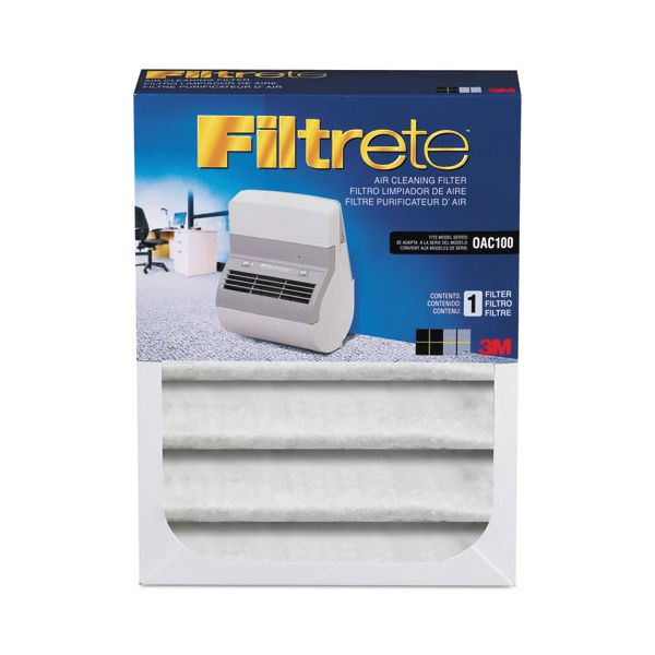 Filtrete OAC100RF Replacement Air Filter