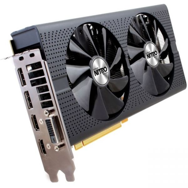 Sapphire NITRO+ Radeon RX 470 Graphic Card - 1.14 GHz Core - 1.26 GHz Boost Clock - 4 GB GDDR5 - PCI Express 3.0 - Dual Slot Space Required
