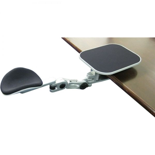 Ergoguys EG-ErgoArm Ergonomic Adjustable Computer Arm Rest with Mouse Pad