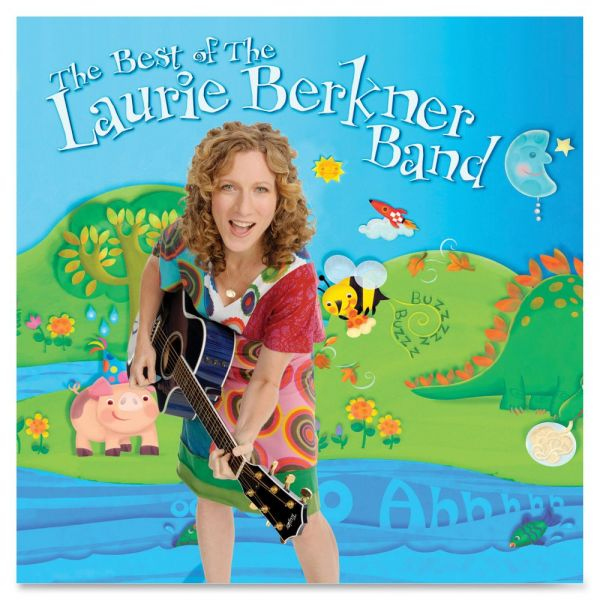 Flipside Best of the Laurie Berkner Band CD