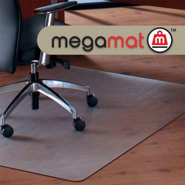Cleartex Megamat Heavy-Duty Chair Mat