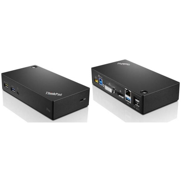 Lenovo ThinkPad USB 3.0 Pro Dock-US