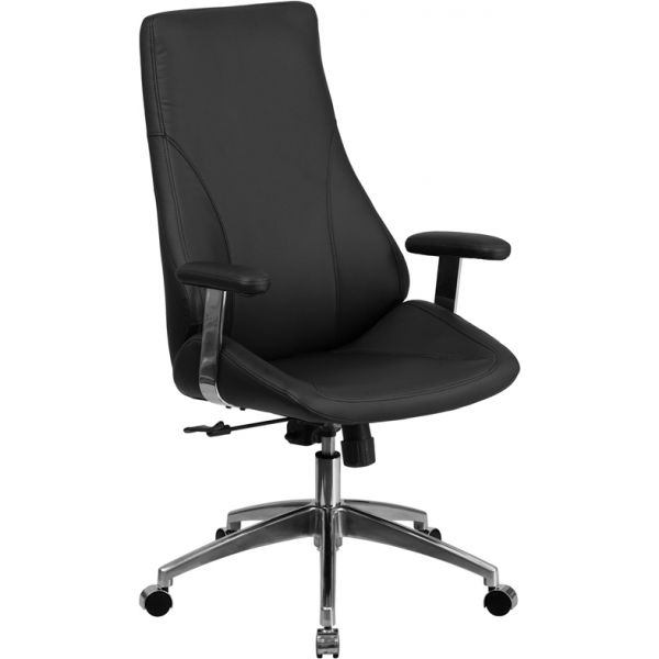 Flash Furniture High Back Executive Swivel Office Chair [BT-90068H-GG]