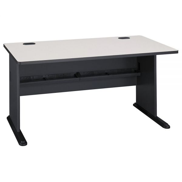 "bbf Series A 60"" Desk by Bush Furniture"