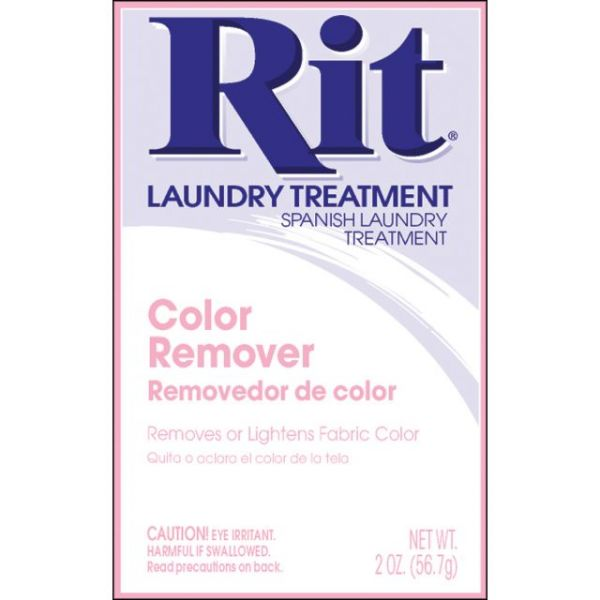 Rit Color Remover Laundry Treatment