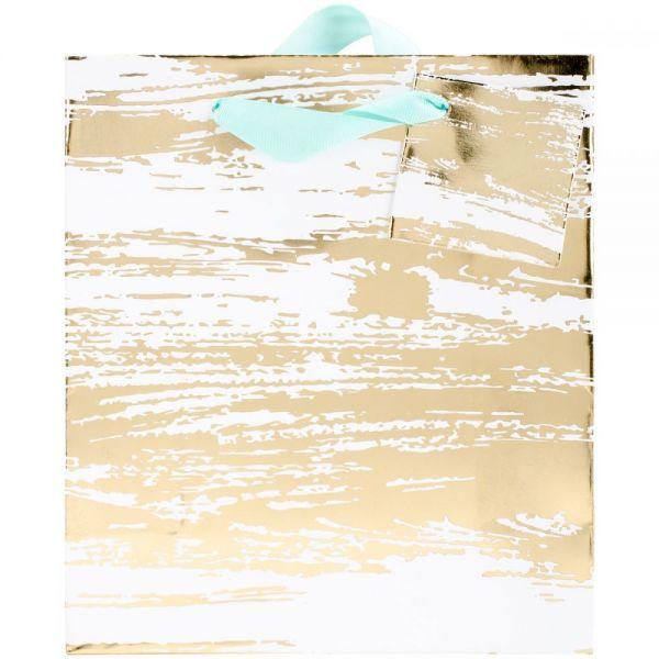 "Gift Bag W/Ribbon Handles & Gift Card 6.5""X7.5""X3"""