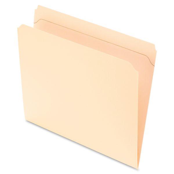 Pendaflex Reinforced Top Tab Manila File Folders