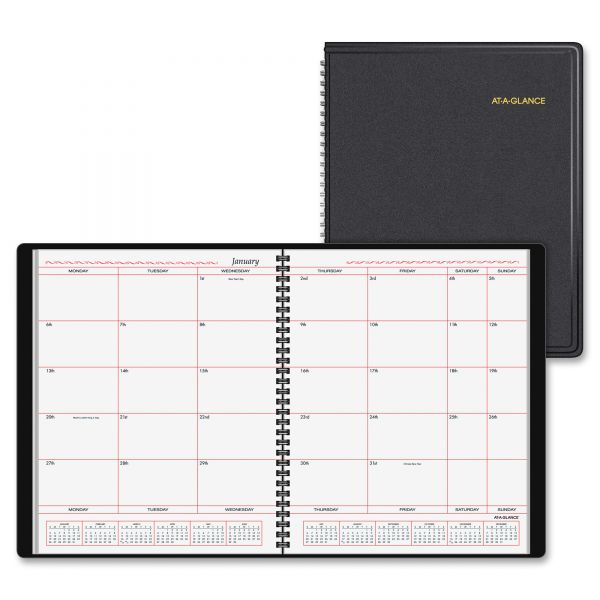 At-A-Glance Monthly Planner