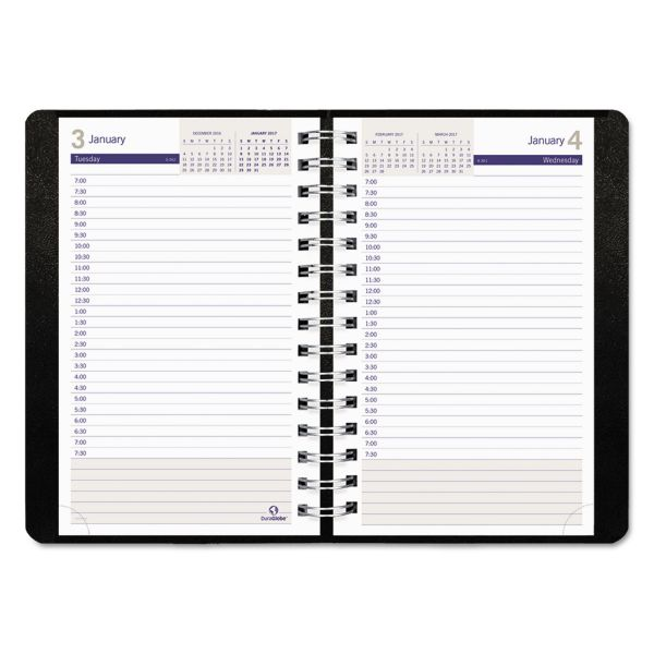Blueline Daily Appointment Book
