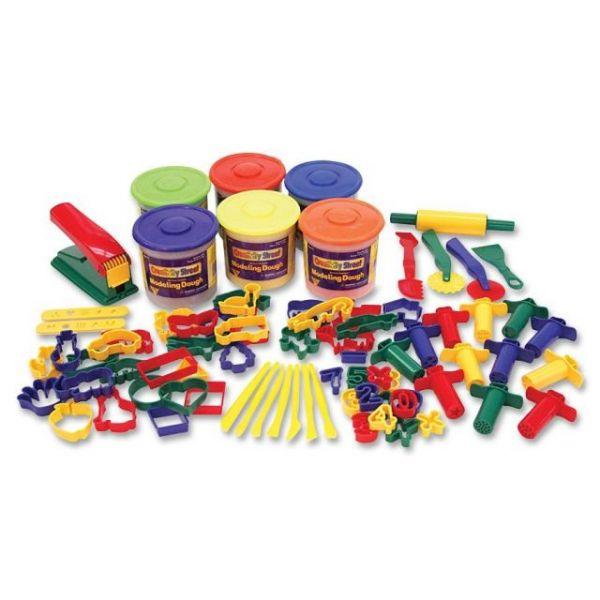 ChenilleKraft Classic 84-Piece Playdough & Tool Set