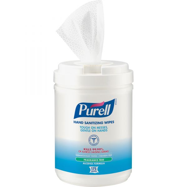 PURELL Premoistened Sanitizing Wipes