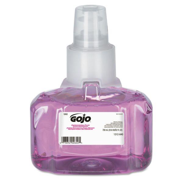 GOJO LTX-7 Antibacterial Foam Hand Soap Refills