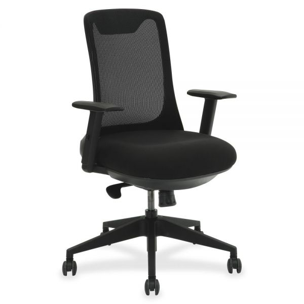 Lorell Mesh Back Multifunction Chair
