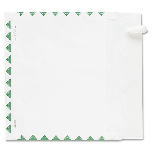 """Quality Park 10"""" x 15"""" First Class Tyvek Expansion Envelopes"""