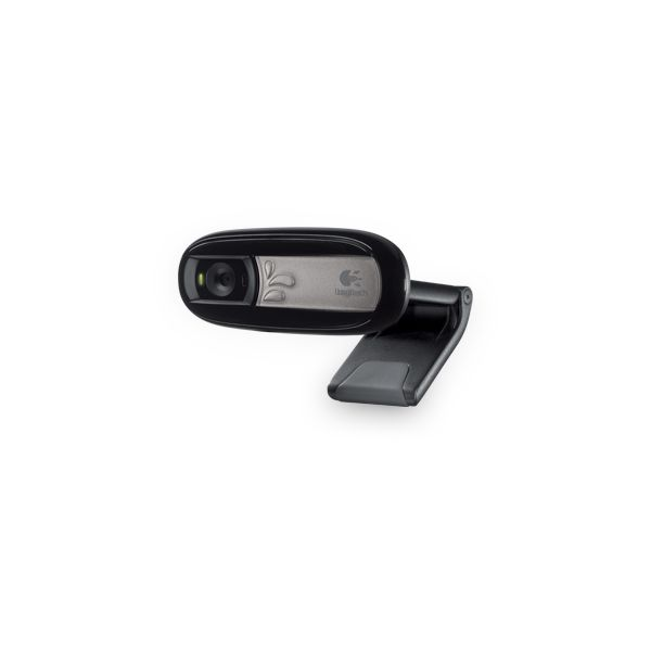 Logitech C170 Webcam - 0.3 Megapixel - 30 fps - USB 2.0