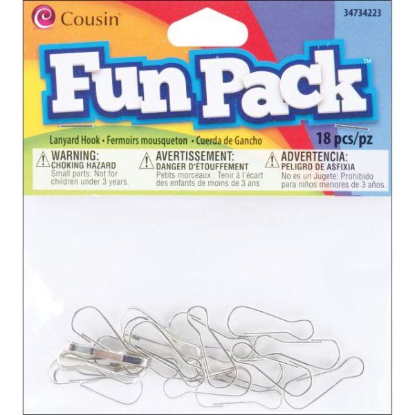 Cousin Fun Pack Lanyard Hooks