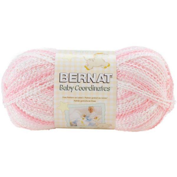 Bernat Baby Coordinates Yarn - Strawberry