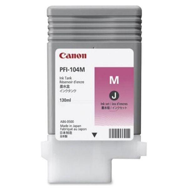 Canon PFI-104M Magenta Ink Cartridge (3631B001AA)