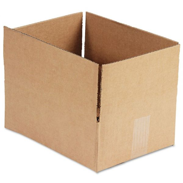 Universal Corrugated Kraft Shipping Boxes