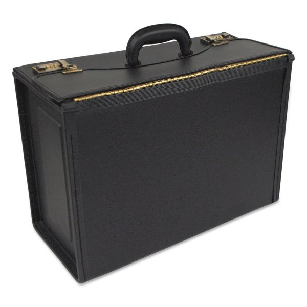 bugatti Deluxe Carrying Case for Document - Black