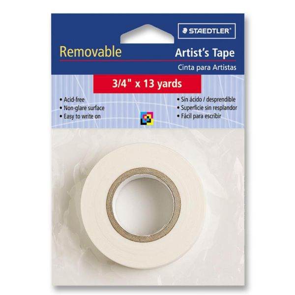 Staedtler Removable Nonglare Artist's Tape