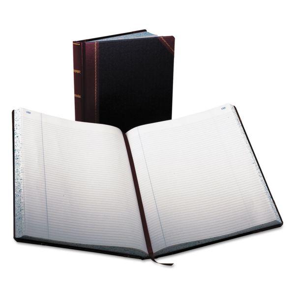 Boorum & Pease Record Book