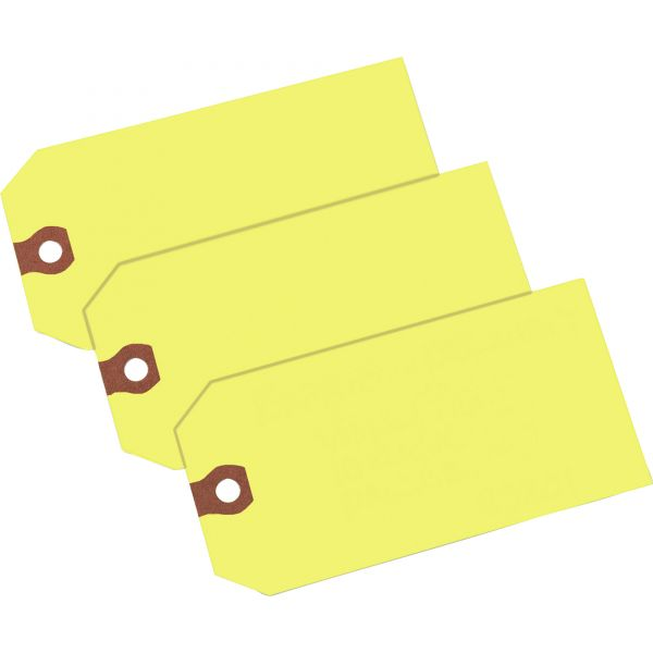 Avery Colored #5 Shipping Tags