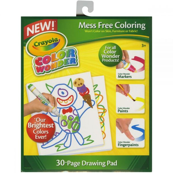 Crayola Color Wonder Drawing Paper