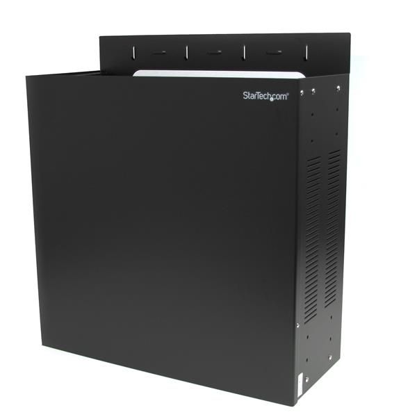 StarTech.com 4U 19in Steel Horizontal Wall Mountable Server Rack