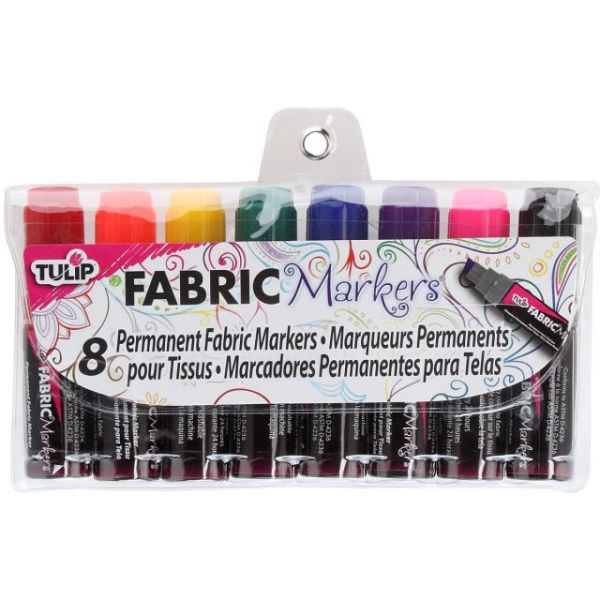 Tulip Mini Fat Fabric Markers