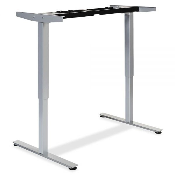 Lorell Electric Height Adj. Sit-Stand Desk Frame