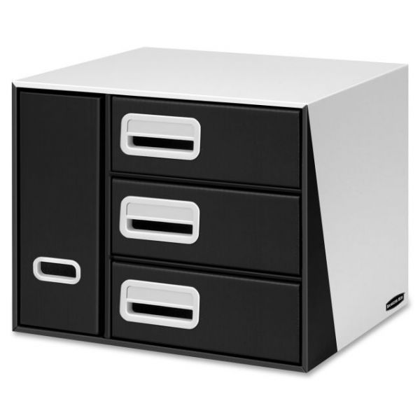 Fellowes Premier 3-Drawer Desktop Organizer