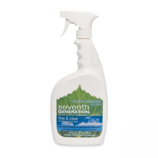 Seventh Generation Glass & Surface Natural Cleaner
