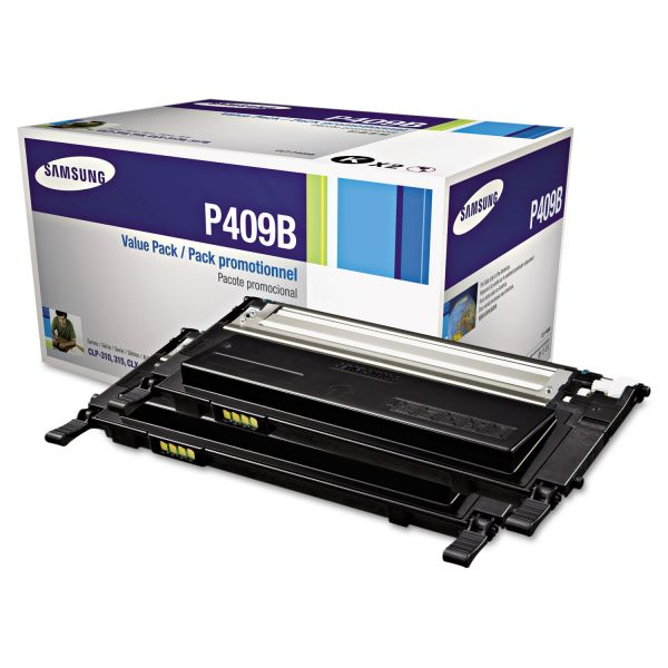 Samsung P409B Black Toner Cartridge
