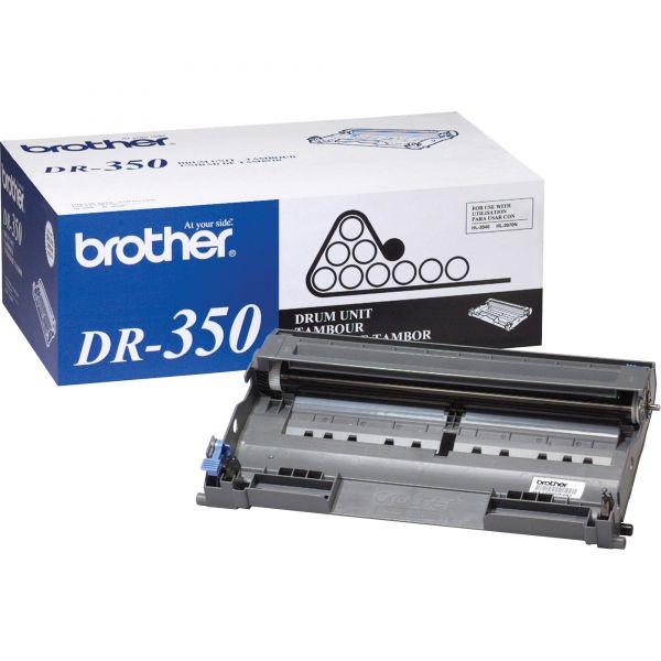Brother DR350 Drum Unit, Black