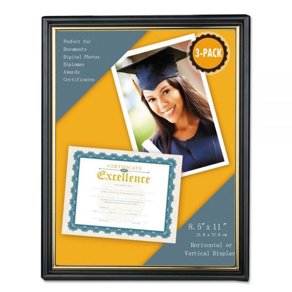 Universal Easy Mount Picture/Certificate Frames
