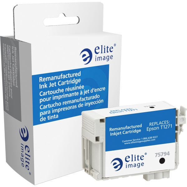 Elite Image Remanufactured Epson T1271 Ink Cartridge