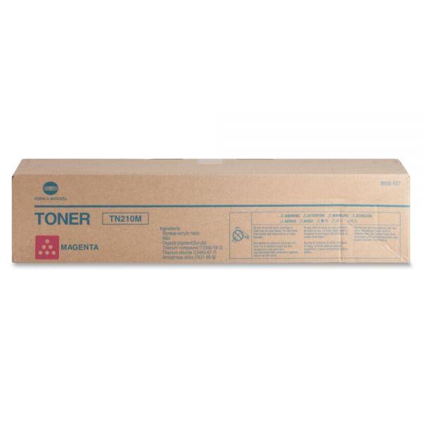 Konica Minolta TN-210 Magenta Toner Cartridge