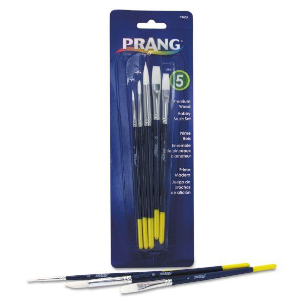 Prang Multipurpose Hobby Brushes