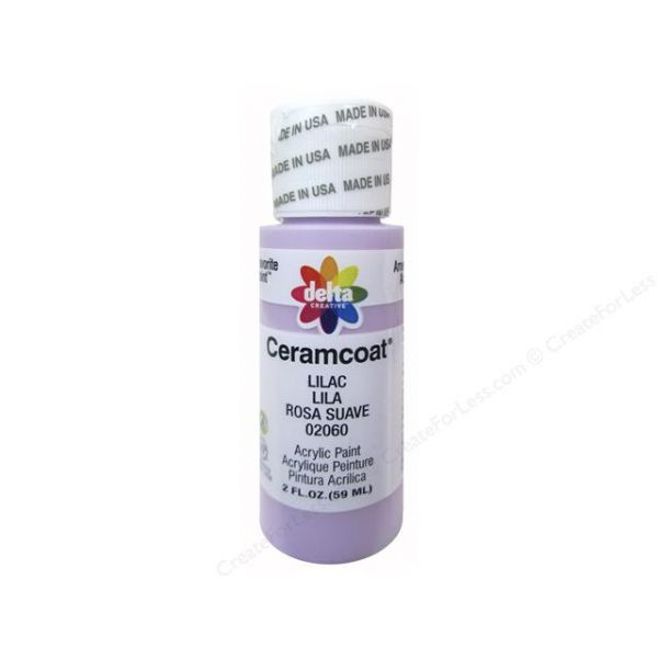Ceramcoat Lilac Acrylic Paint