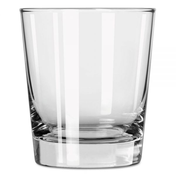 Libbey Heavy Base 13 oz English Hi-Ball Glasses