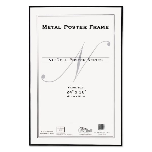 """Nu-Dell 24"""" x 36"""" Poster Frame"""