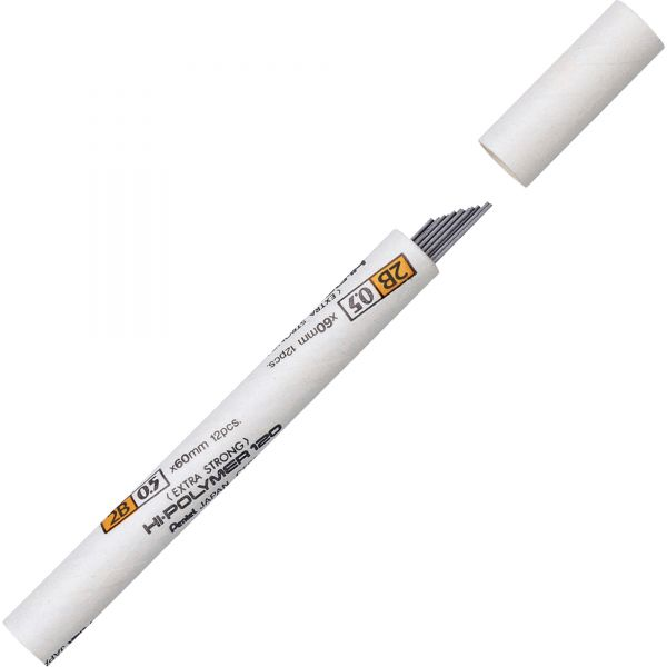 Pentel Premium Hi-Polymer Leads