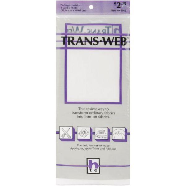 Trans-Web Fusible Web
